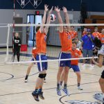 Boys VB vs Madison 4/4/19 Win!