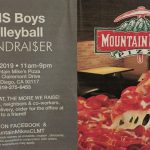 Boys Volleyball Fundraisers
