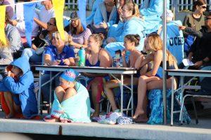 Girls Swim CIF prelims