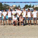 Boys Beach Volleyball 2018-19