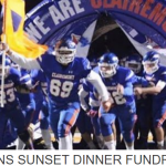 Chieftains Sunset Dinner Fundraiser