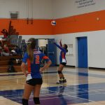 Girls Junior Varsity Volleyball beats Mountain Empire 2 – 1