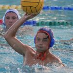 Hot Start Pushes Boy's Water Polo Past Olympian