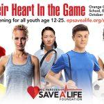 EPSAL Free Heart Screening! Orange Glen Oct 6