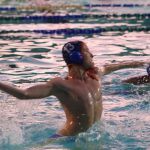 Boy's Water Polo Hangs On for Much Needed Win