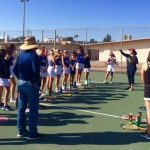 12-6 Win for Girls Tennis!