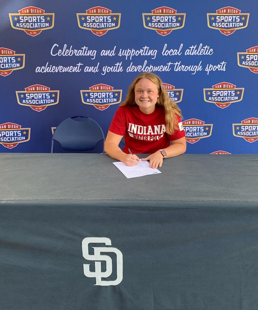 Sauerwein Commits to Indiana