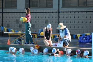 Girl's Varsity Water Polo 19/20