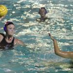 Girl's Water Polo Shakes off Jitters, Rolls in Home Opener