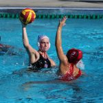 Girl's Water Polo Stuns Undefeated UC 13-10