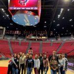 CHS Girl's Basketball visits SDSU
