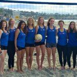 Girl's Beach Volleyball
