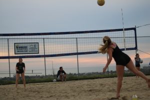 Varsity Girls Beach Volleyball vs Helix
