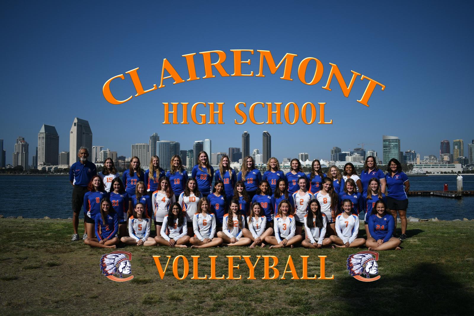2020 Girls Volleyball Season