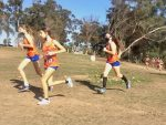 Cross Country With A Quick Turnaround