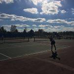 Ranger tennis season ends with 5-2 loss at Mora