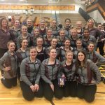 Rangerettes Compete at Apple Valley