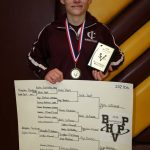 Williams takes 1st at Parkers Prairie Tourney