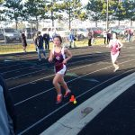 Girls Varsity Track Competes at Pequot
