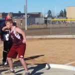 Boys Varsity Track Competes at Pequot