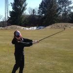 Girls Golf competes at Pequot Lakes Invite