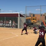 Girls Varsity Softball beats Pillager 7 – 6