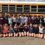 Girls take 2nd at Sub-Section Meet, 16 Athletes Advance