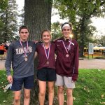 Rangers Place Three at LPGE meet