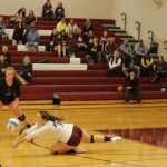 Volleyball Picks up much Needed Win