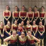 Rangerettes Host Mid-State Kick Meet