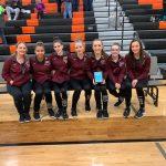 Rangerettes Compete at Pelican Rapids