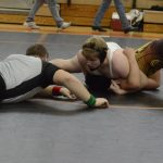 Ranger Wrestlers win 2 at W-H-A Triangular