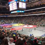 Ranger wrestlers finish season at State