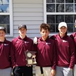 Boys Golf Mid-State Co-Champs