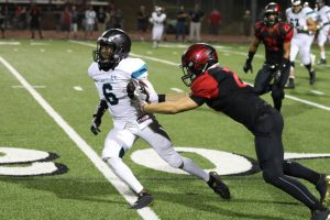 Santiago vs Murrieta Valley – 08/25/17