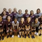 Lockhart Girls 8th Grade Volleyball B beat Ojeda 2-0