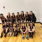 Girls 7th Grade Basketball beats A-Ojeda Middle School 21 – 12