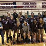 Girls 8th Grade Volleyball A vs Decker