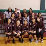 Girls 8th Grade Volleyball B vs Cedar Creek