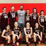 Girls 8th Grade Basketball A beats Del Valle 16 – 8