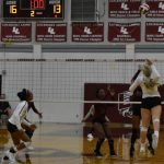 Lady Lion Volleyball vs Austin Northeast (Reagan HS)