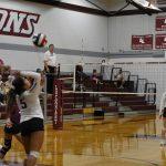 Varsity Volleyball vs Dripping Springs 9/27/19