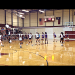 Freshman Volleyball beats Lbj 2 – 0