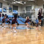 Lady Lions Sweep Northeast