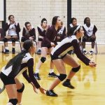 Freshman Volleyball beats Juan Navarro 2 – 0