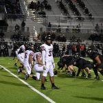 Varsity Football vs Weiss 11-15-19
