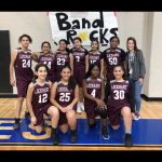 Girls 8th Grade Basketball B beats Dailey 26 – 9