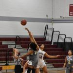 Varsity Girls Basketball vs Crockett 12/13/19