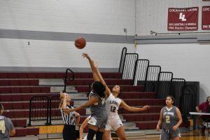 Varsity Girls Basketball vs Crockett 12/13/19