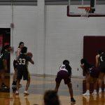 JV Girls Basketball vs Crockett 12/13/19